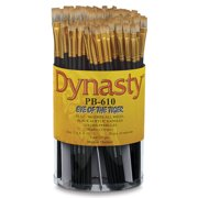 Dynasty Eye of the Tiger Brush Set - Shaders, Set of 96