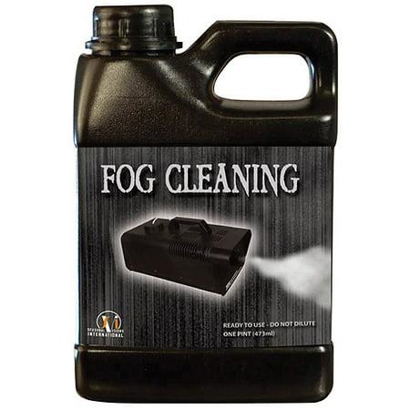 Halloween Fog Machine 1-Quart Cleaning Fluid - Halloween Fog Chiller