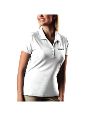 fdb06c2046ea Product Image Chicagoland Speedway Antigua Women s Pique Desert Dry Xtra-Lite  Polo - White