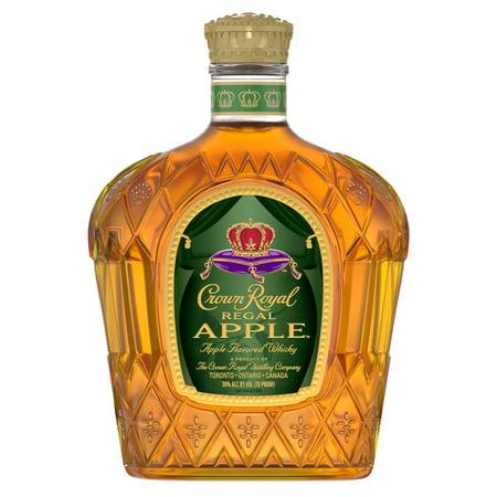 Crown Royal Regal Apple Flavored Whisky, 750 mL (70