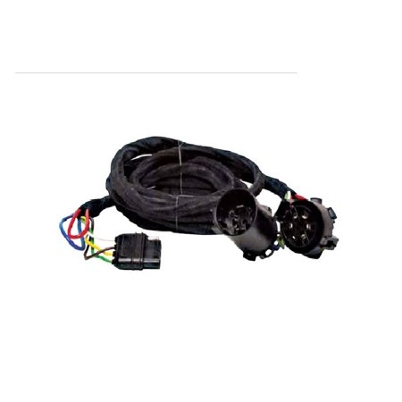 Husky Towing 13100 Trailer Wiring Connector Trailer Brake System