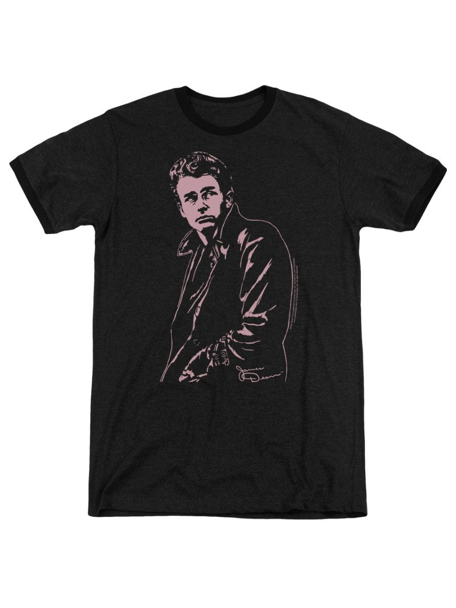 Dean Shirt Dean Adult Ringer T