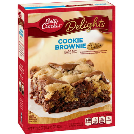Betty Crocker Chocolate Chip Cookies With Cake Mix