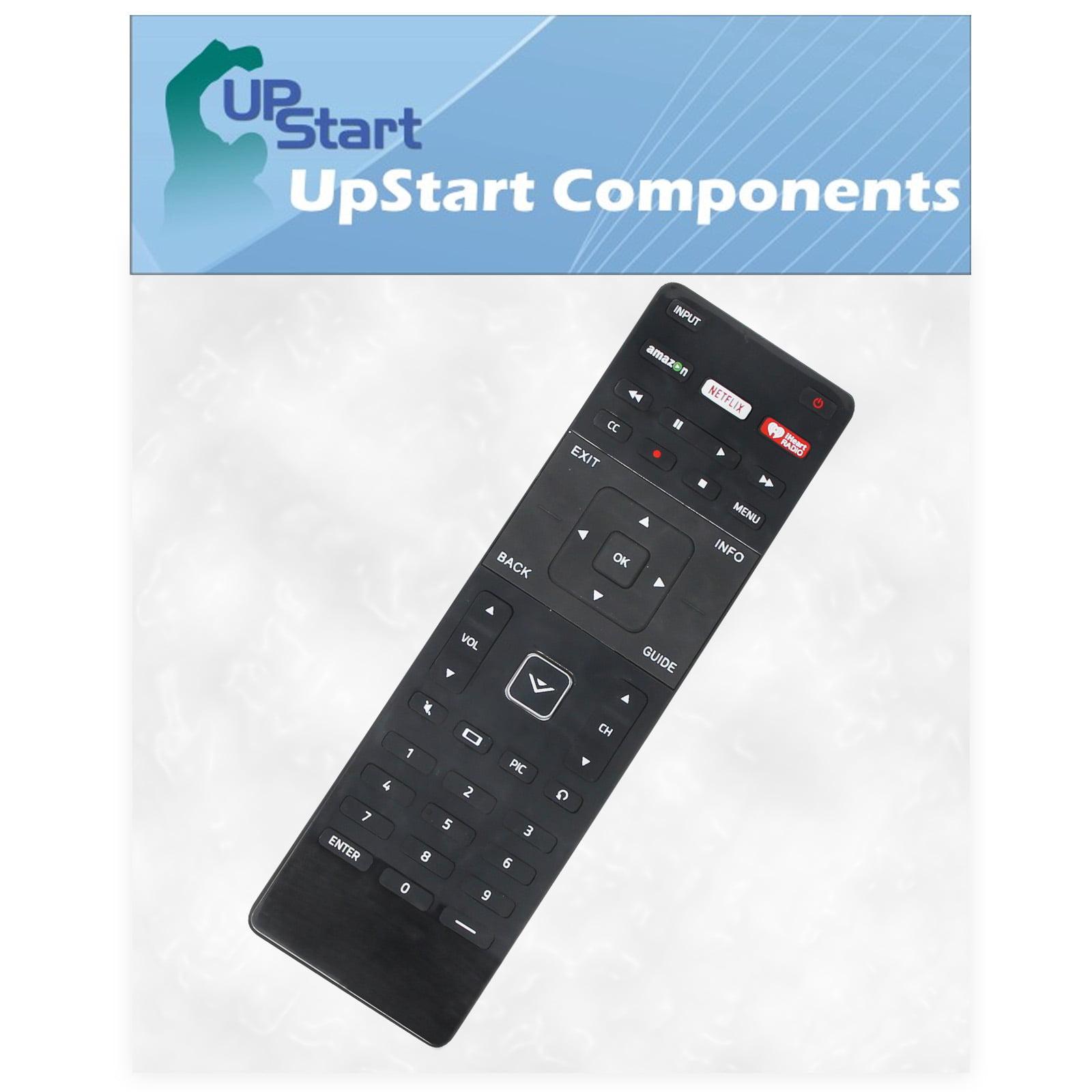 2-Pack Replacement E40173-C2 Smart TV Remote Control for VIZIO TV - Compatible with XRT160 VIZIO TV Remote Control - image 2 of 3
