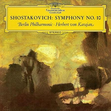 Shostakovich: Symphony 10 (CD) (Limited Edition)