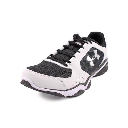 Under Armour Strive IV Men  Round Toe Synthetic Black Running