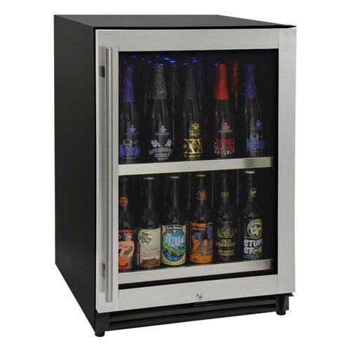 Kegco 23.4-inch 5.7 cu. ft. Convertible Beverage Center