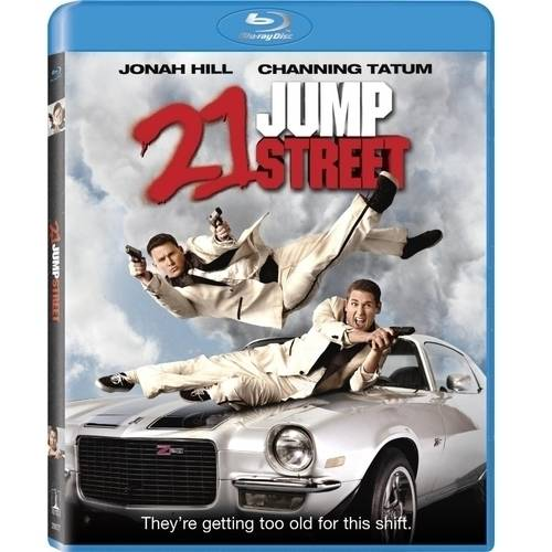 21 Jump Street (2012) (Blu-ray) (With INSTAWATCH) (Anamorphic Widescreen)