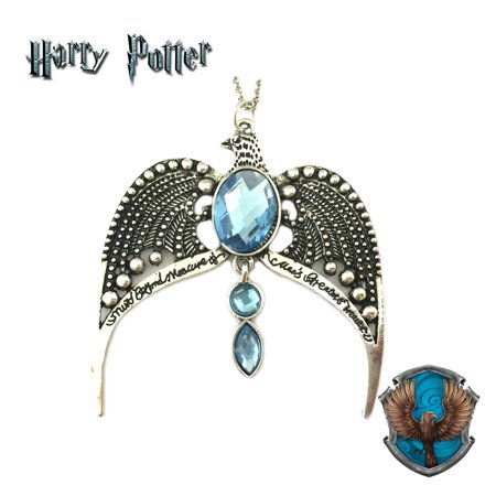Harry Potter Necklace Pendant - Ravenclaw Crown - Movies Books Cosplay Jewelry by Superheroes for $<!---->