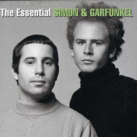 Essential Simon & Garfunkel (CD) (Siren Music)