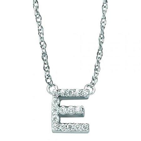 Harry Chad Enterprises HC11051 0.50 CT Diamonds Pendant Necklace 16 in. Chain - 14K White Gold - image 1 of 1