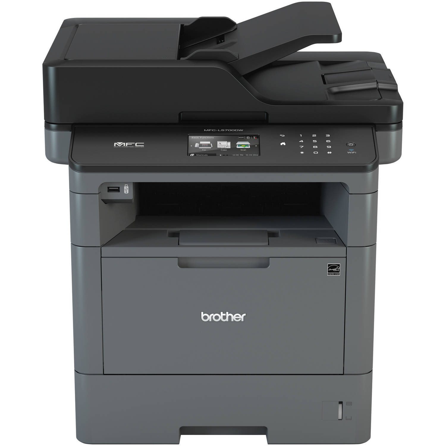 scanner and fax machine