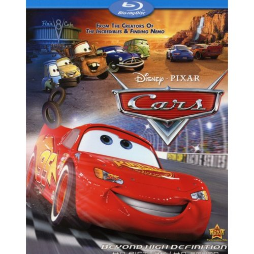 Cars (Blu-ray) (Widescreen)