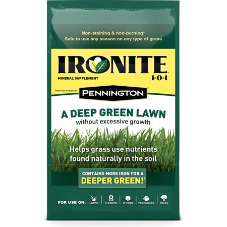 Ironite Mineral Supplement  1-0-1 Fertilizer, 3 lbs