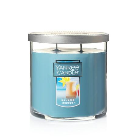 12.5oz Lidded Glass Jar 2-Wick Bahama Breeze Candle - Yankee Candle