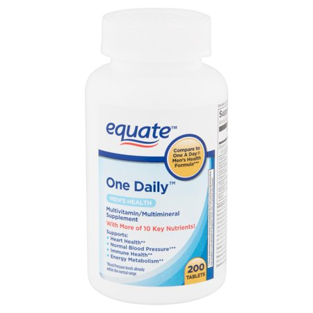 Equate One Daily Men