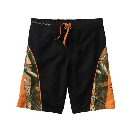 f4c8dd2b4d Legendary Whitetails - Legendary Whitetails Men's Shoreline Swim Trunks -  Walmart.com