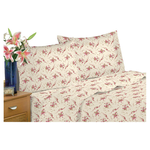Textiles Plus Inc. Jersey Sheet Set II