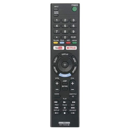 VINABTY RMT-TX300U Replaced Remote fit for Sony 4K HDR Ultra HD TV KD-49X720E KD-49X700E KD-55X720E VINABTY RMT-TX300U Replaced Remote fit for Sony 4K HDR Ultra HD TV KD-49X720E KD-49X700E KD-55X720EBrand : vinabtyItem model number : RMT-TX300UProduct Information- fit for SONY 4K HDR Ultra HD TV X720E Series KD-49X720E KD-49X700E KD-55X720E KD-55X700E KD-43X720E KD-70X690E KD-60X690E KD49X720E KD49X700E KD55X720E KD55X700E KD-43X720E KD70X690E KD60X690E XBR49X800E XBR55X800E XBR43X800E KD50X690E XBR-49X800E XBR-55X800E XBR-43X800E KD-50X690E;- with Youtube Netflix APP keys;- do not need any setting, only put into battery can work well;- 180 days US Warranty;Fast shippingVINABTY RMT-TX300U Replaced Remote fit for SONY 4K HDR Ultra HD TV KD-49X720E KD-49X700E KD-55X720E KD-55X700E KD-43X720E KD-70X690E KD-60X690E XBR49X800E XBR55X800E XBR43X800E KD50X690E XBR-49X800E XBR-55X800E XBR-43X800E KD-50X690E