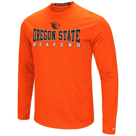 - Oregon State Beavers T-Shirt Performance Long Sleeve Shirt
