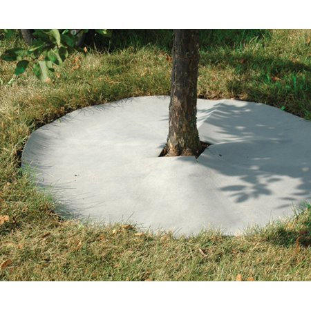 DekoRRa Products 400-SS Artificial Block Edging Kit and Tree Ring - Sandstone (The Halloween Tree Ending)
