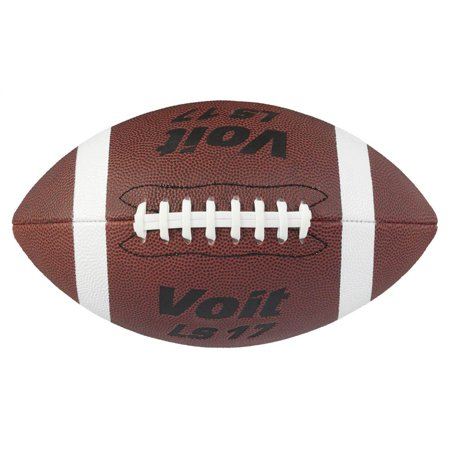 Voit Official Synthetic Sponge Football Deflated