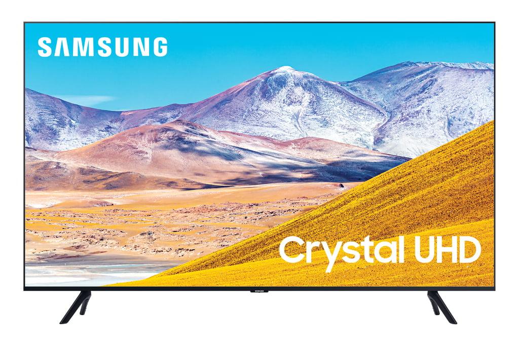 "SAMSUNG 65"" Class 4K Crystal UHD (2160P) LED Smart TV with HDR UN65TU8200 2020"