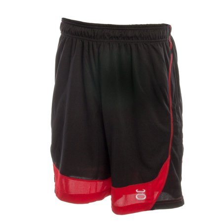 Jaco Clothing Twisted Mock Mesh Men's Shorts Athletic With Pockets Basketball Shorts For MMA