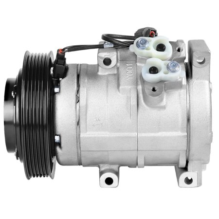A/C Compressor and Clutch for Acura TL V6 2004-2008 Honda Accord V6 -