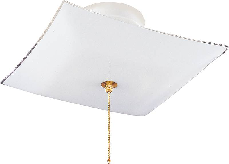 Boston Harbor F98WH02SW-1264H3L Ceiling Fixture, 60 W, 2 Lamp by Boston Harbor