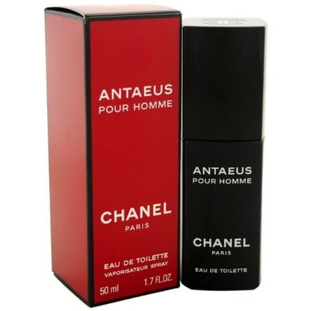 Chanel Antaeus Pour Homme Eau De Toilette Spray 1.7 (Bleu De Chanel Eau De Toilette Spray 50ml)