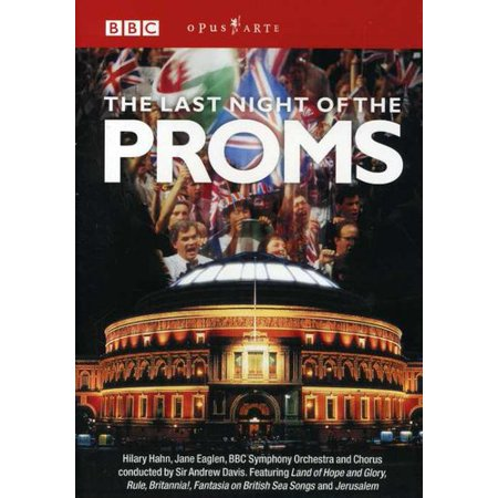 Last Night of the Proms (DVD) - Light Up The Night Prom Theme