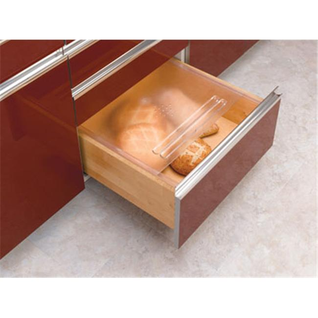 Rev-A-Shelf RSBDC. 200. 20 16. 75 inch Bread Drawer Covers-Translucent