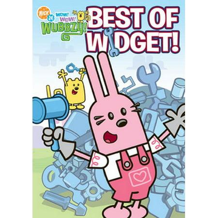 Wow Wow Wubbzy: Best of Widget! (DVD) (Best Weather Widget For Windows 10)
