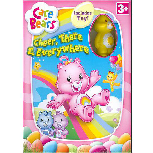 Care Bears: Cheer, There & Everywhere (With Toy) (Full Frame) by Trimark Home Video