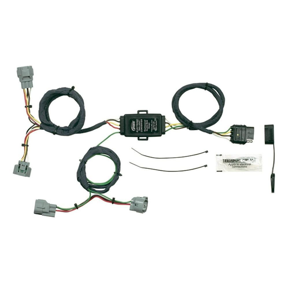 Hopkins 43355 Plug-In Simple Vehicle Wiring Kit, 43355