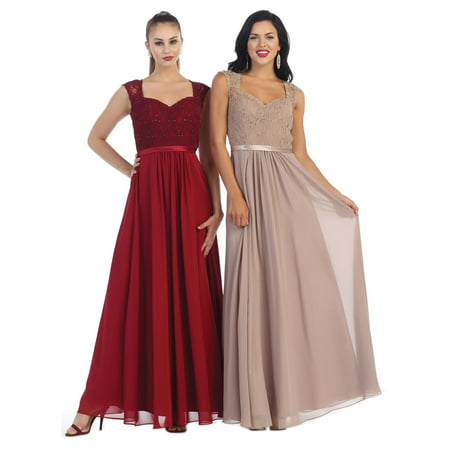 SIMPLE MAID OF HONOR DRESS (Best Maid Of Honor Dresses)