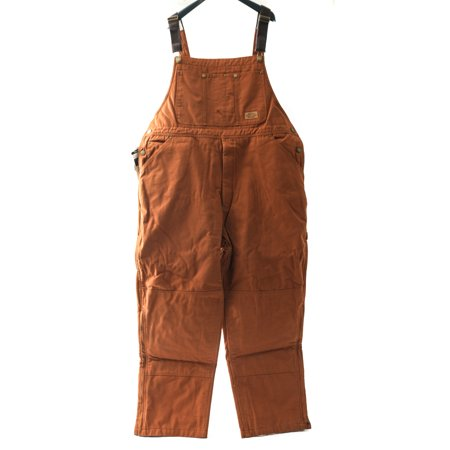 e4ab7d248b39 Guide Gear 100g Thinsulate Insulated 2XL XX-Large Bib Overalls Brown NEW