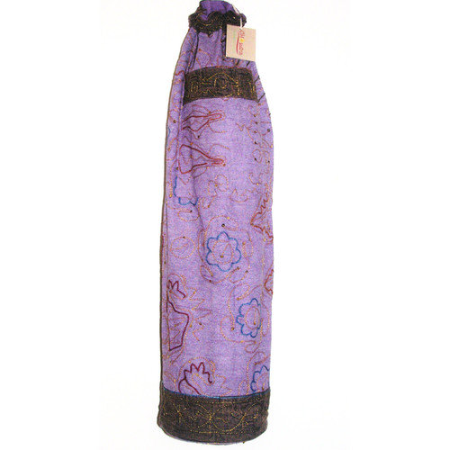OMSutra Hand Crafted Chic Yoga Mat Bag