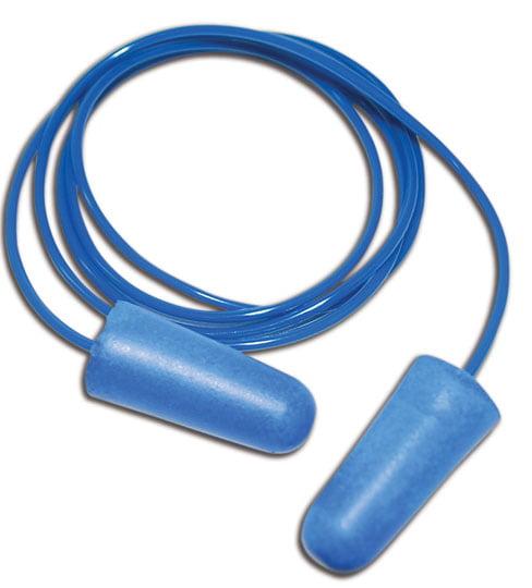 Magid E2 Disposable Metal-Detectable Earplugs, 200 Pairs