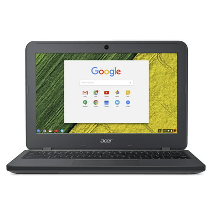 "Image of Acer 11.6"" Intel Celeron 1.60 GHz 4 GB Ram 16 GB Flash Chrome OS C731T-C42N"