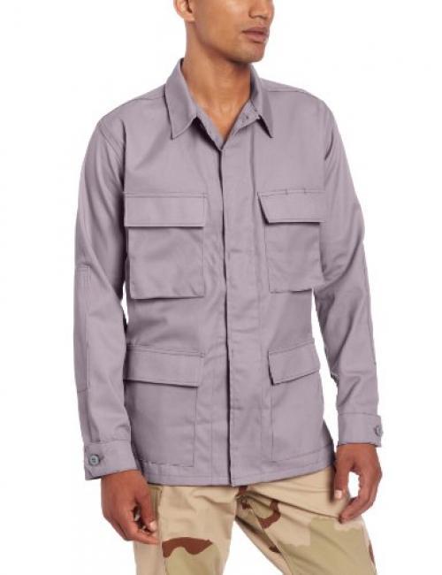 Propper Men's BDU Coat, Grey, Large Short by Propper