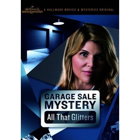 Garage sale mystery all that glitters for Appoggiarsi all aggiunta al garage