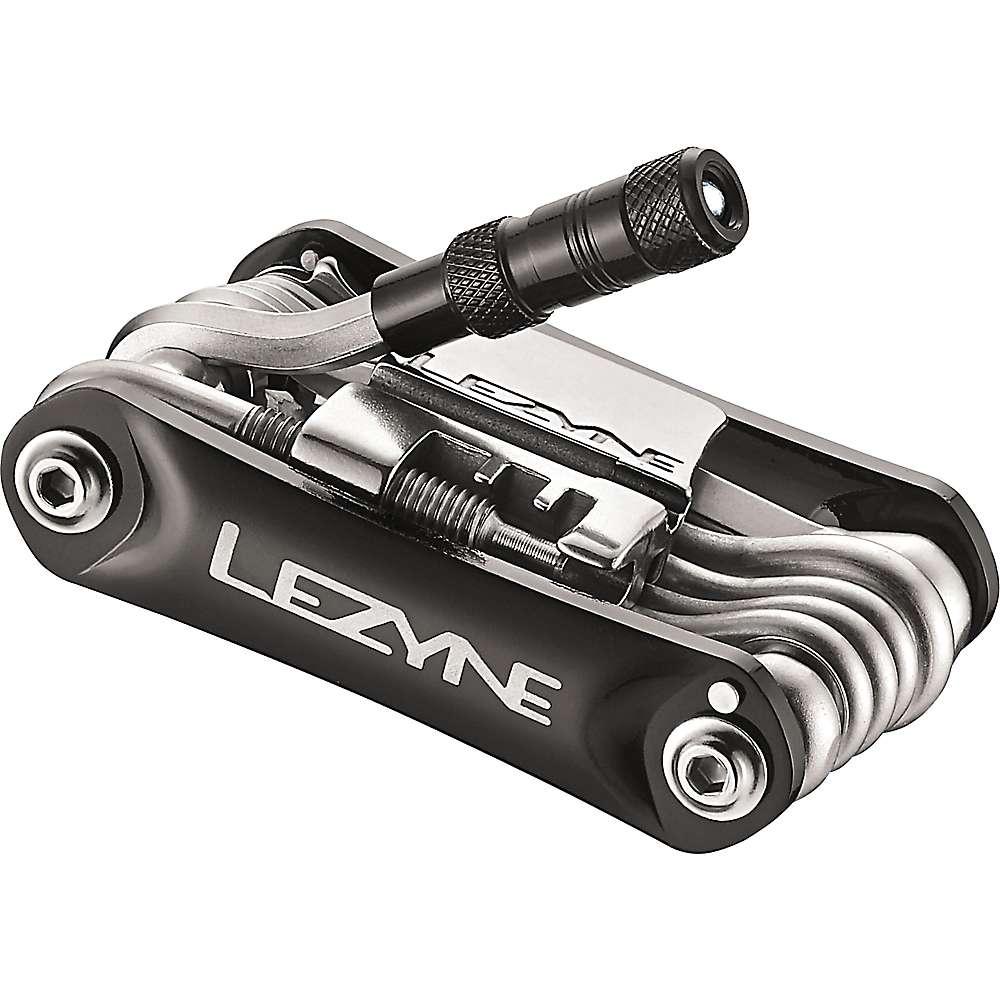 Lezyne Tool Multi Lez Rap-6 Rd/Bk