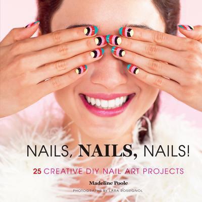 Nails, Nails, Nails! : 25 Creative DIY Nail Art Projects - 25 Halloween Nail Ideas