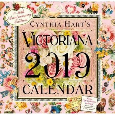 Cynthia Hart's Victoriana 2019 Calendar - Halloween Countdown Calendar Craft