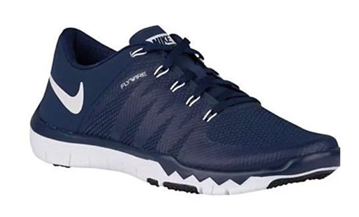 on sale aa3c9 fc9ee ... top quality nike mens free trainer 5.0 v6 mesh cross trainers shoes  midnight navy white 1771c