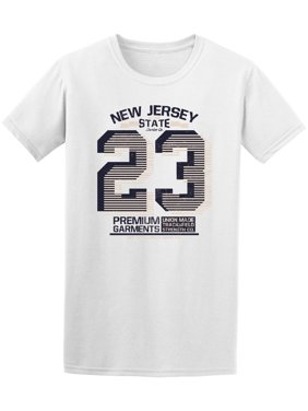 New Jersey State Sports College Tee Men's -Image by Shutterstock
