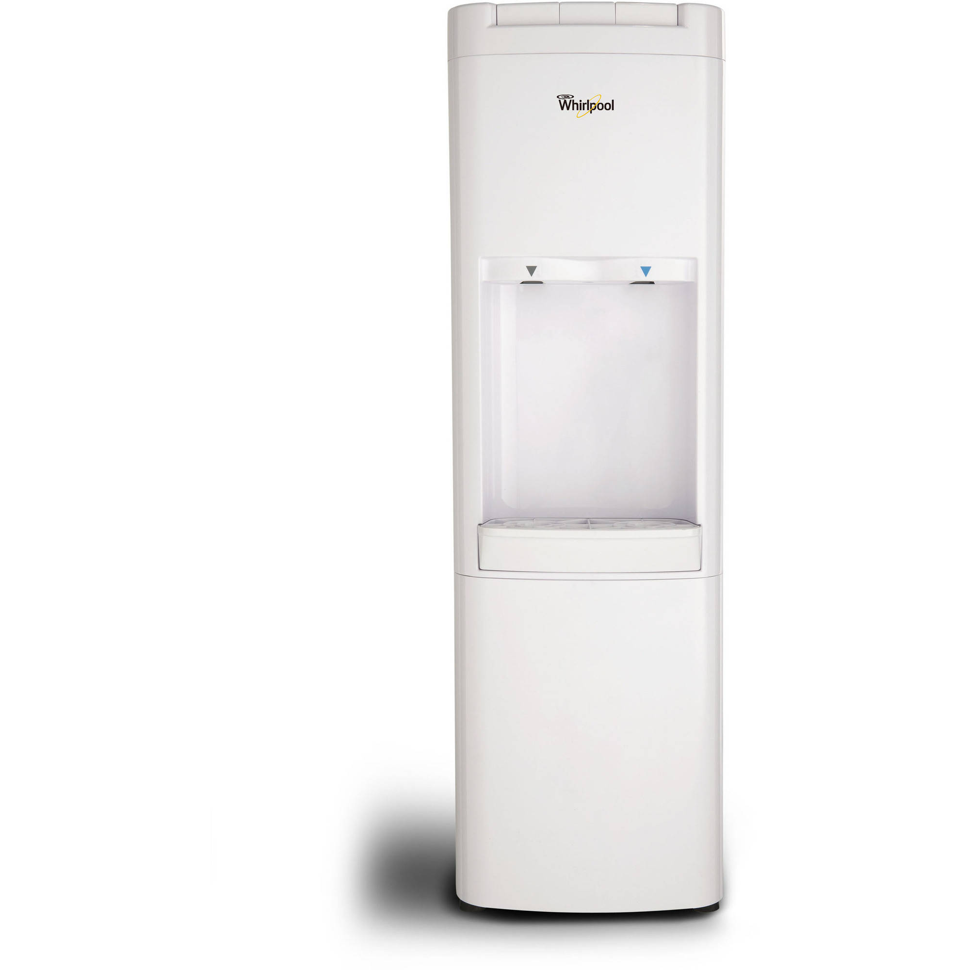 Whirlpool Commercial Water Dispenser Water Cooler With Ice Chilled Water  Cooling Technology, White
