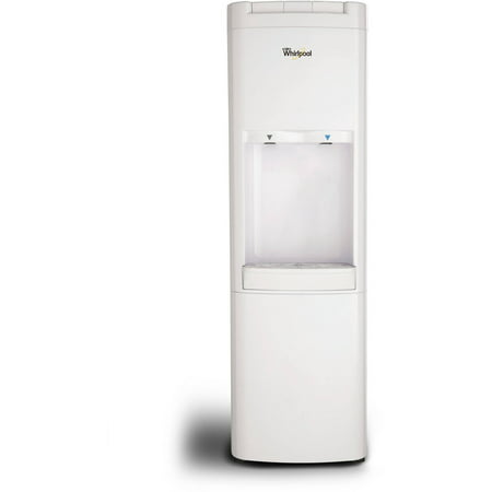 Whirlpool Commercial Water Dispenser Water Cooler with Ice Chilled Water Cooling Technology, (Water Cooler Cart)